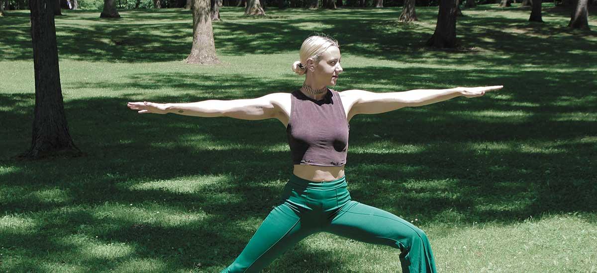 Evento Yoga Parco Porada