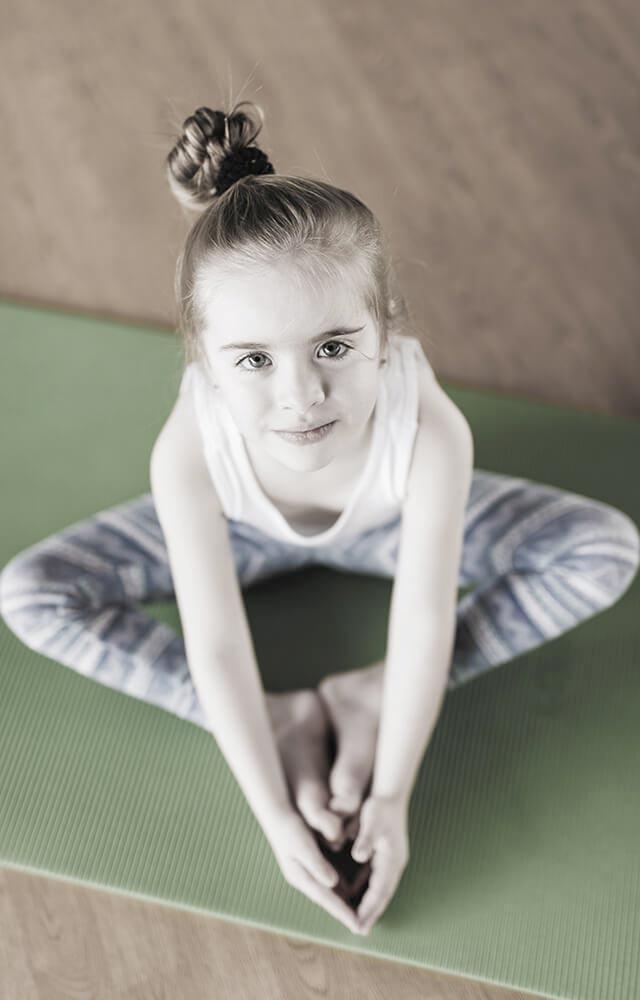 Yoga Bambini Corso