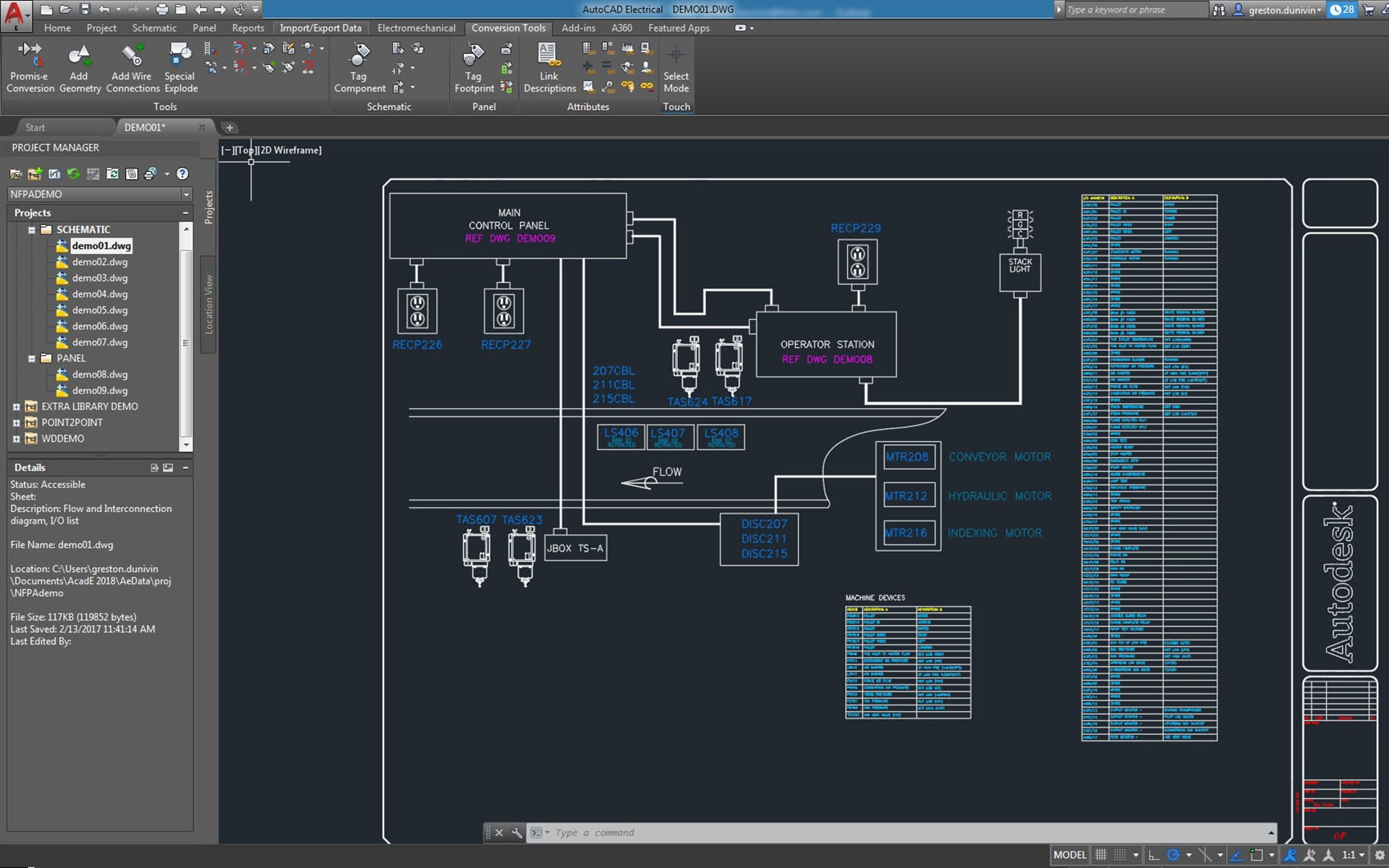 AutoCAD Electrical 02