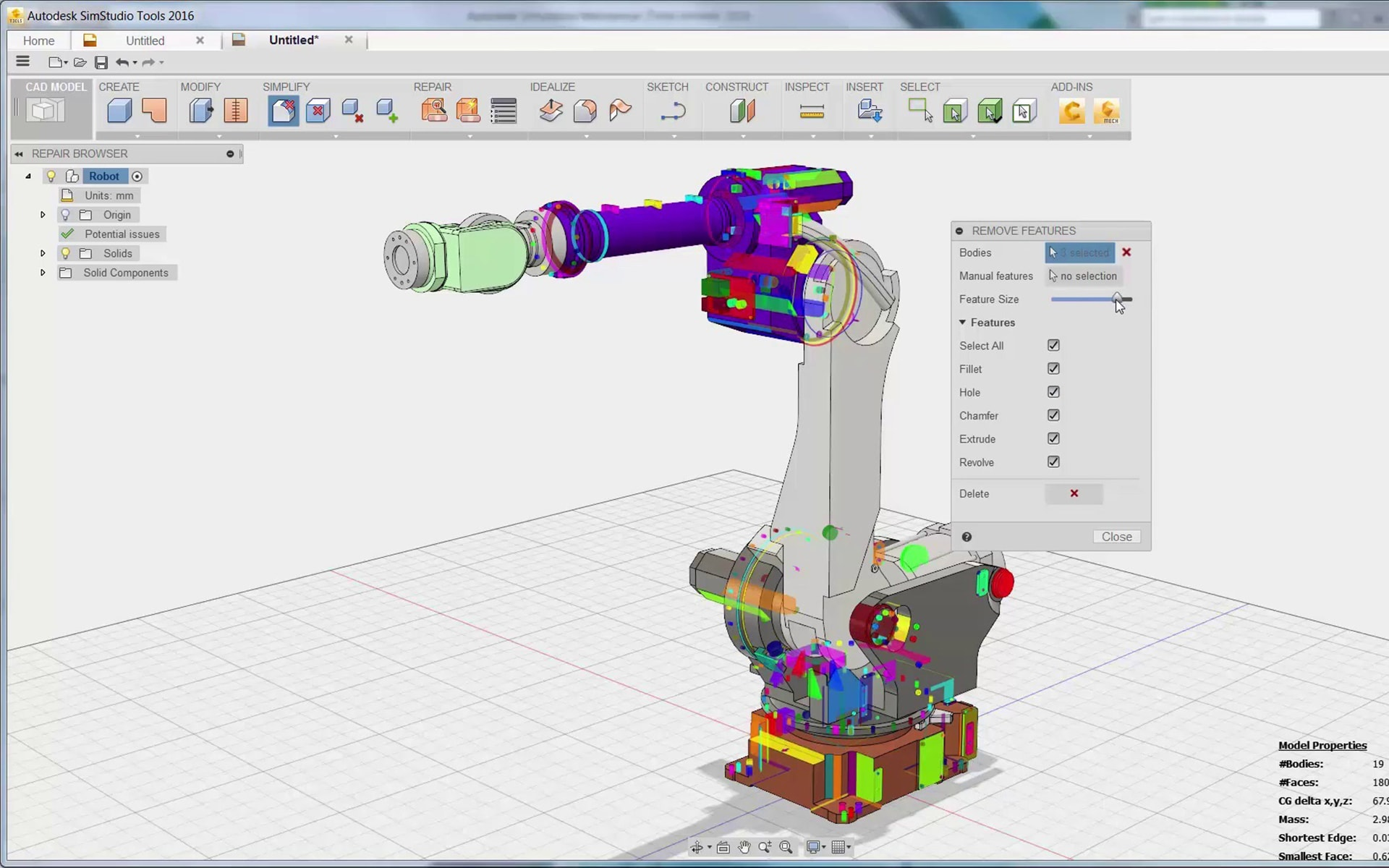 Inventor Simulation12