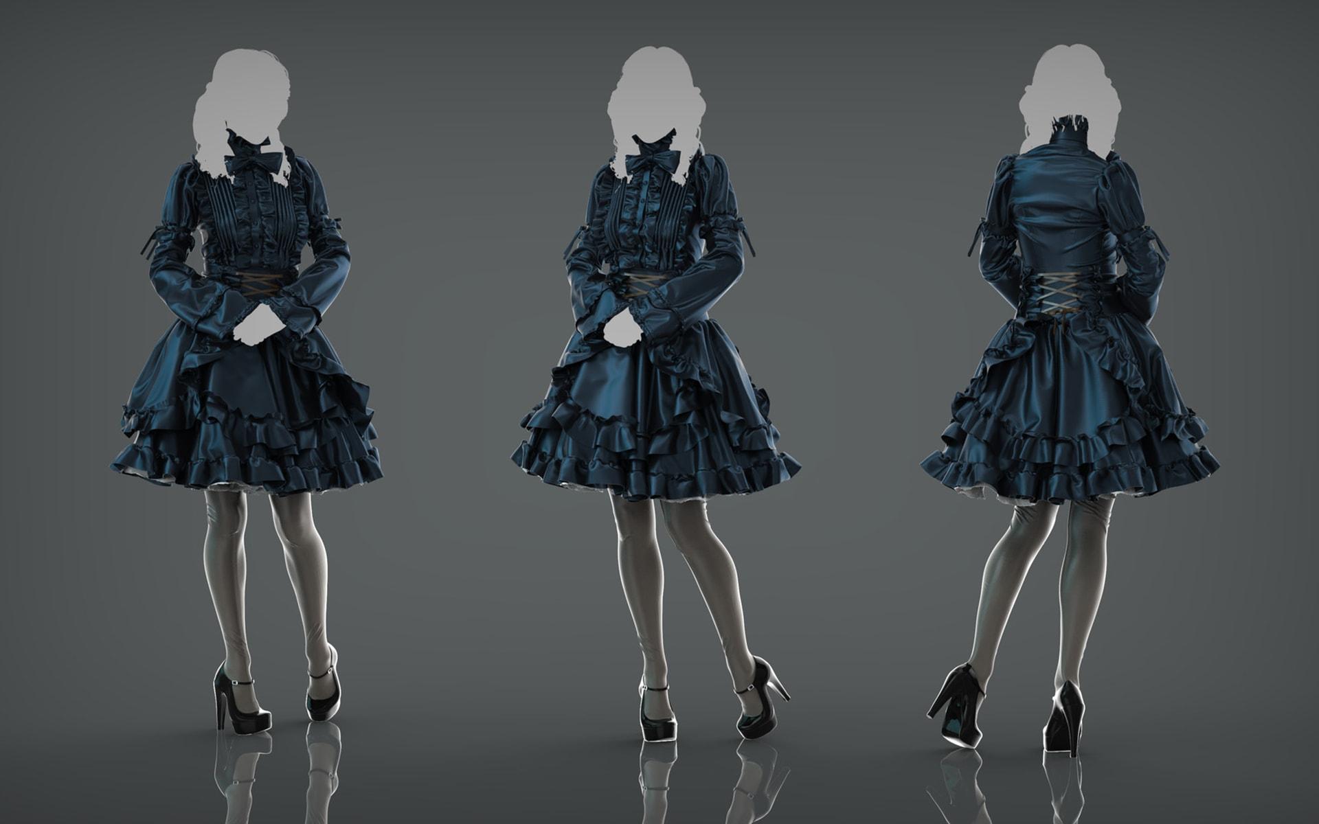 Marvelous Designer 02