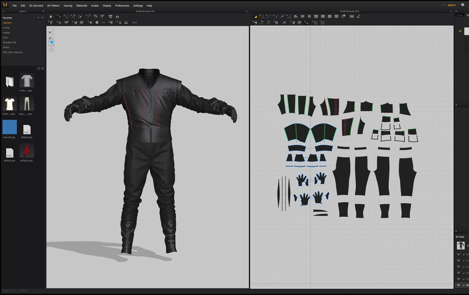 Marvelous Designer 04
