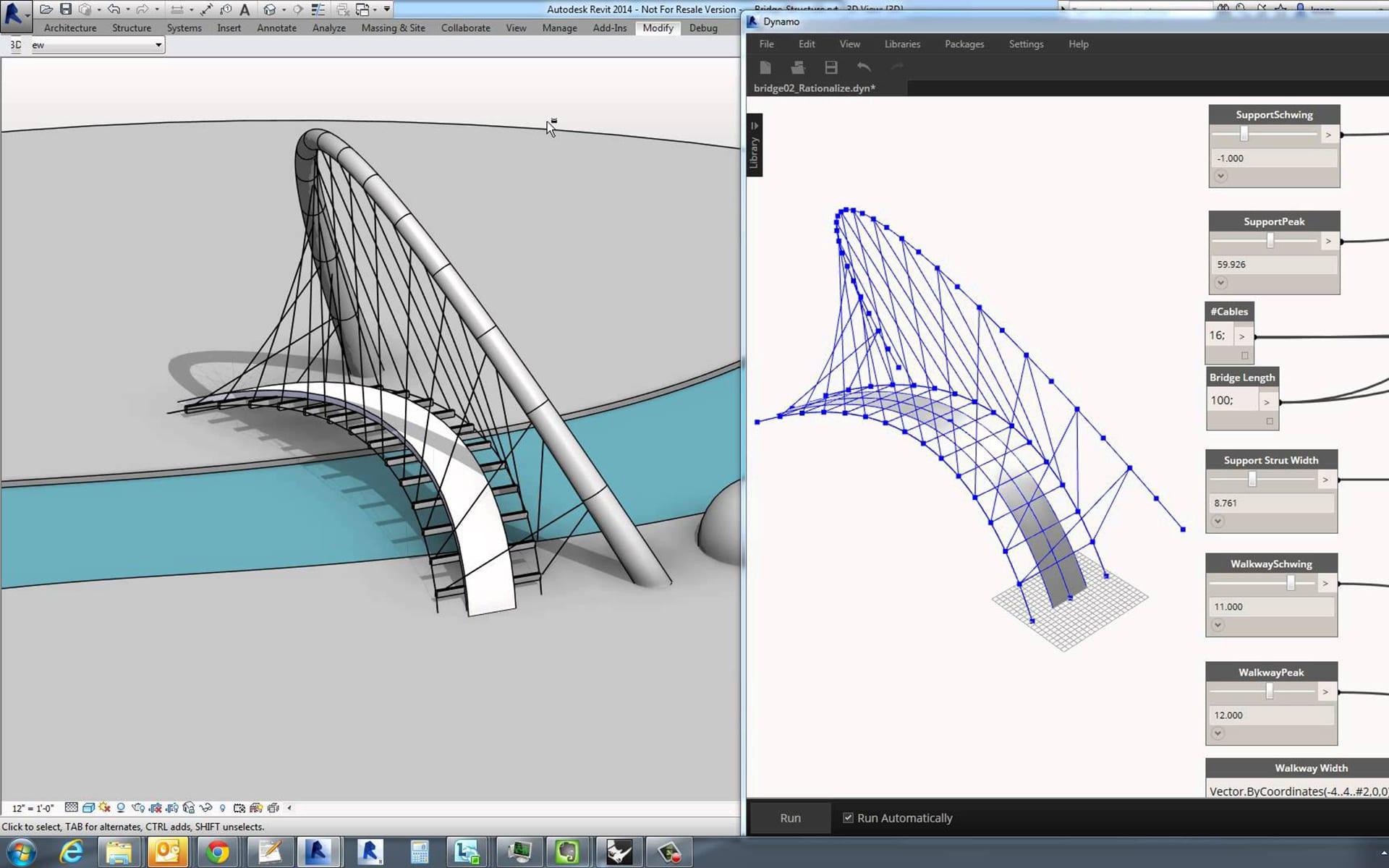 Revit Architecture 14 min