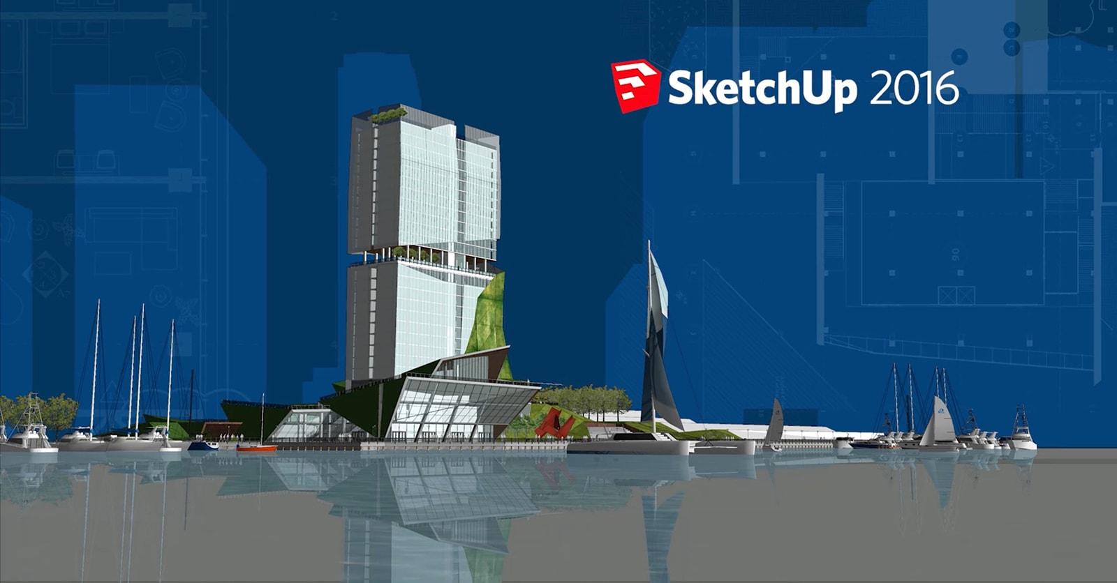 SketchUp Pro 12 1600x836