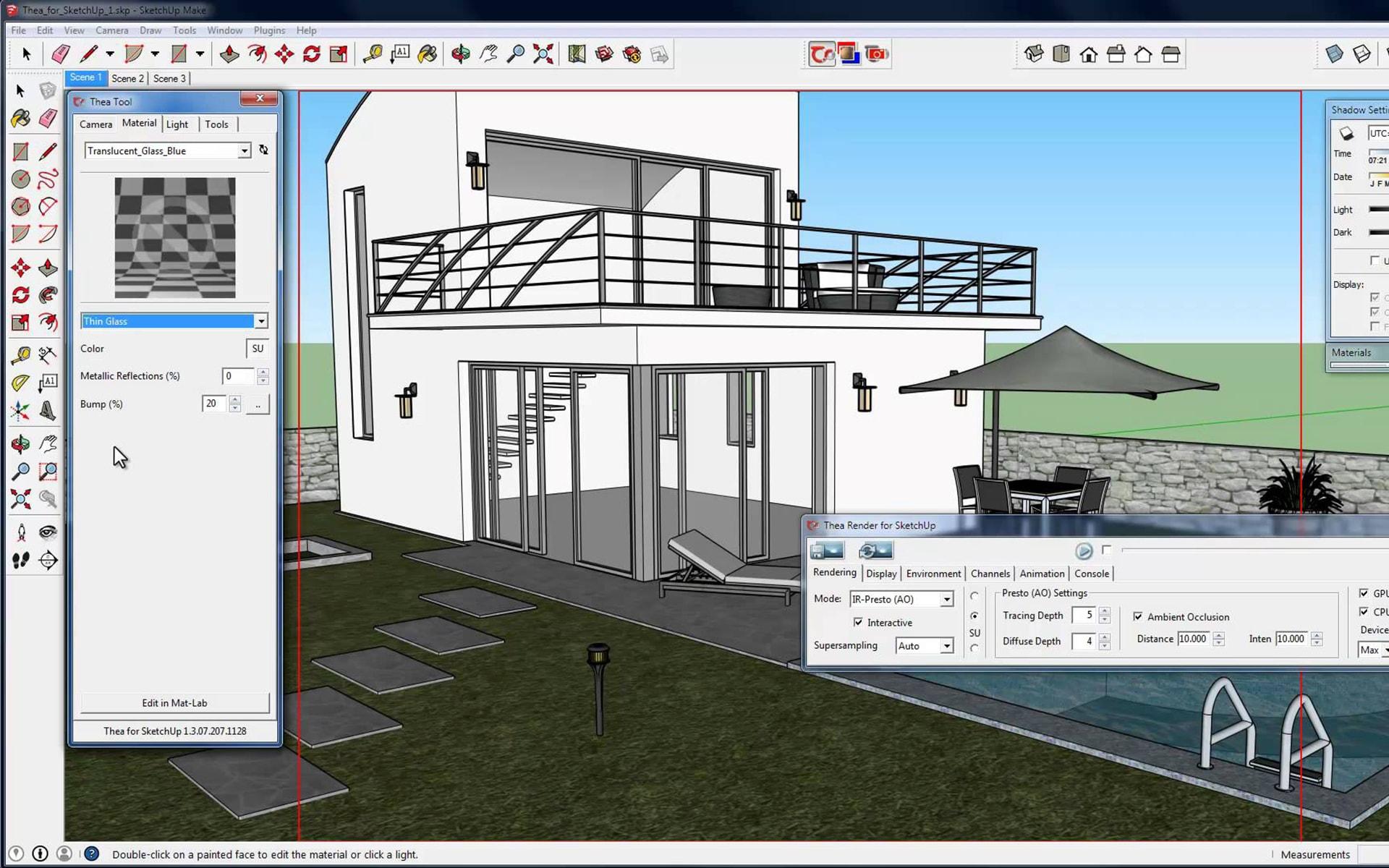 SketchUp Pro 13 1920x1200