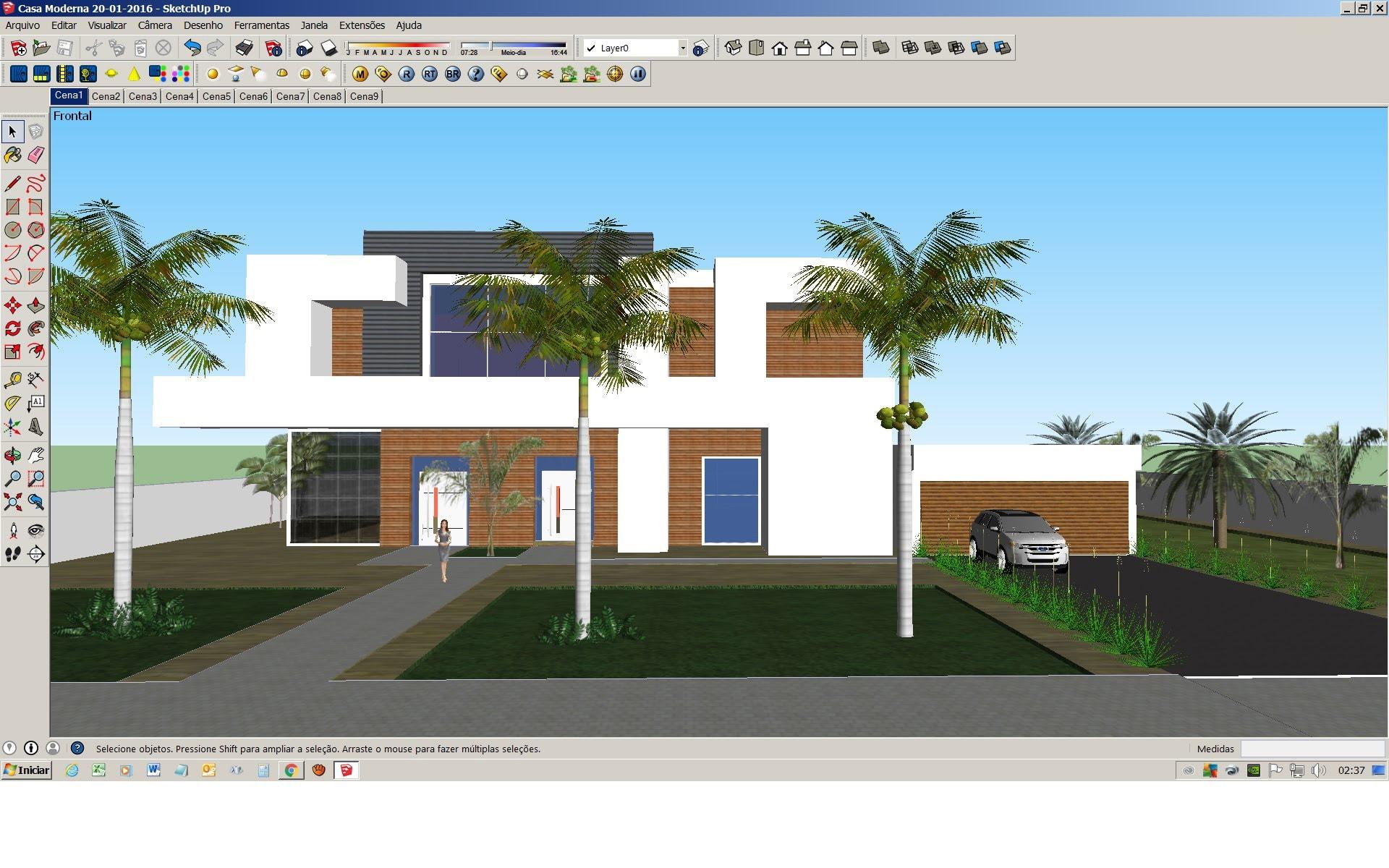 SketchUp Pro 14 1920x1200