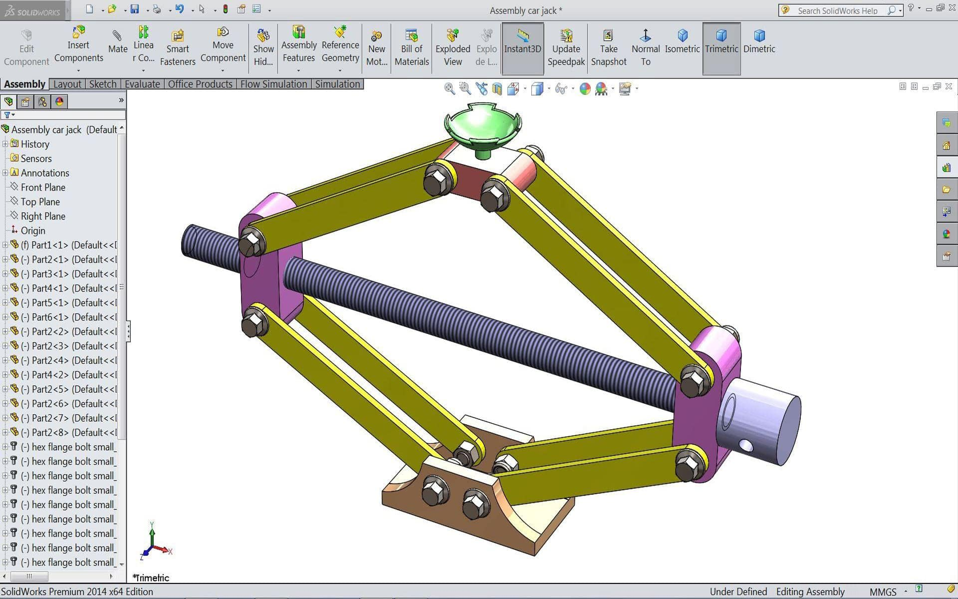 SolidWorks CSWP 02   1920x1200