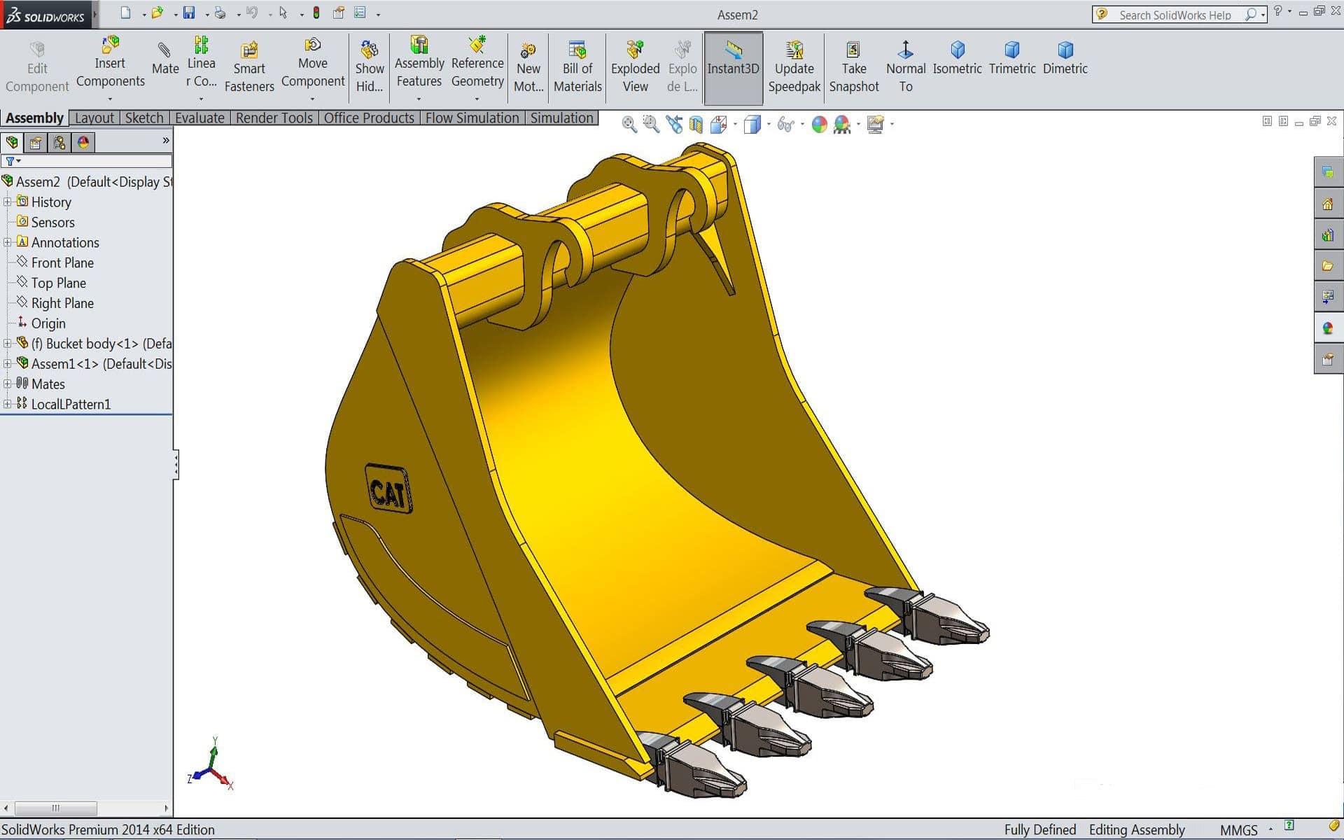 SolidWorks CSWP 04   1920x1200
